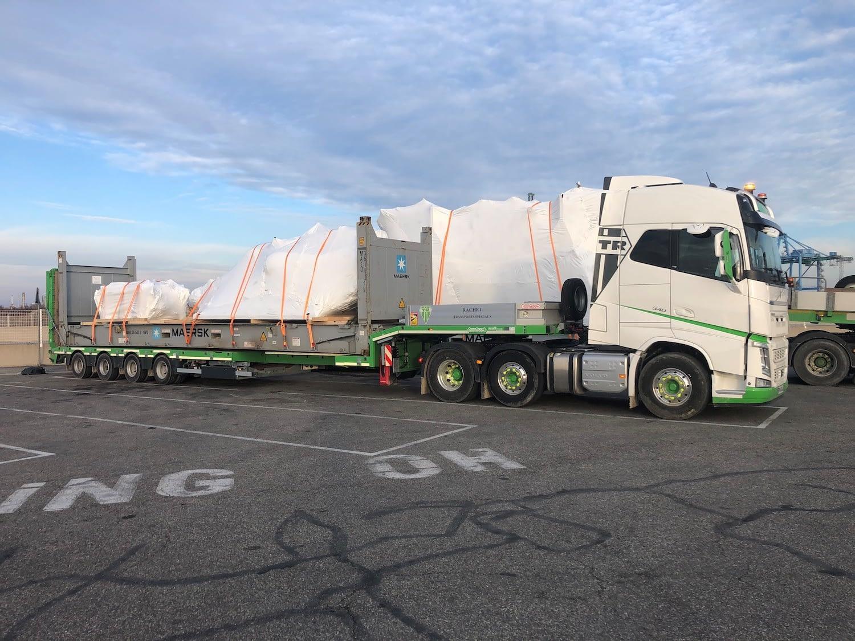 transport convoi exceptionnel arles
