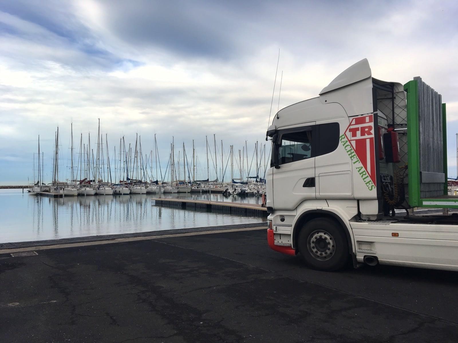 transport routier Arles